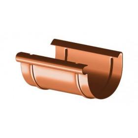 Водосток Magnat, муфта желоба 125 мм